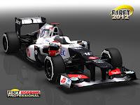 rFactor F1 RFT 2012 Sauber 4