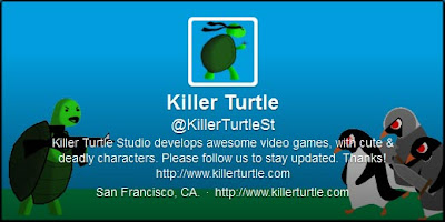 Killer Turtle Studio Twitter