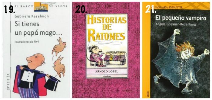 libros infantiles 9 y 10 anos