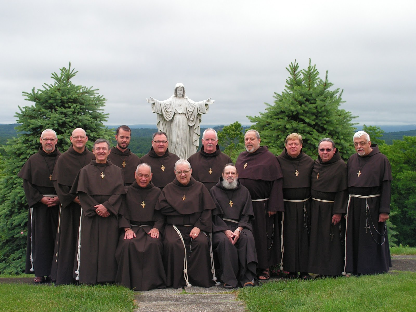 Holy Vocations Interview With Br Sean Francis Taylor Of