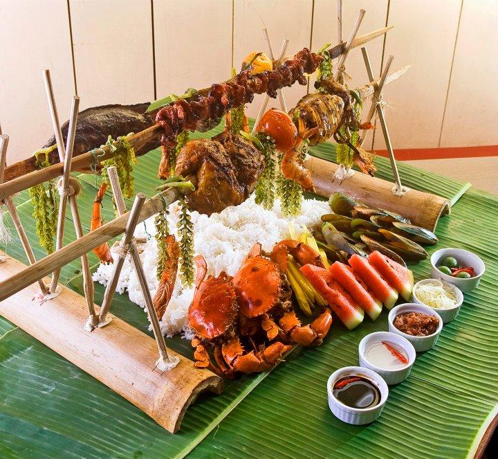 Simple Pleasures Resto Blackbeard S Seafood Island