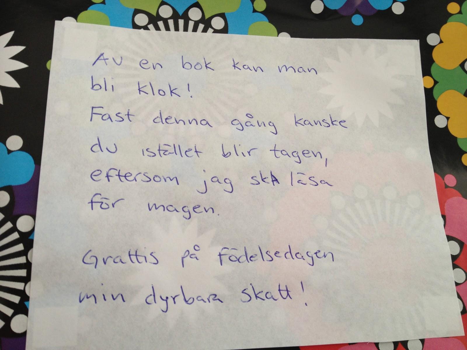 roliga rim födelsedag norrlandskontakten se