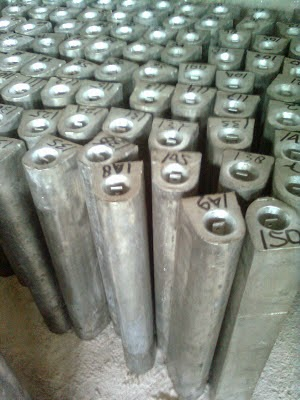 Magnesium  Anode - bare