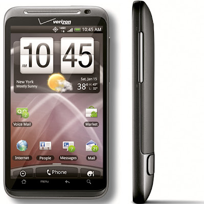 HTC launches 4G LTE mobile phones - HTC Thunderbolt Review