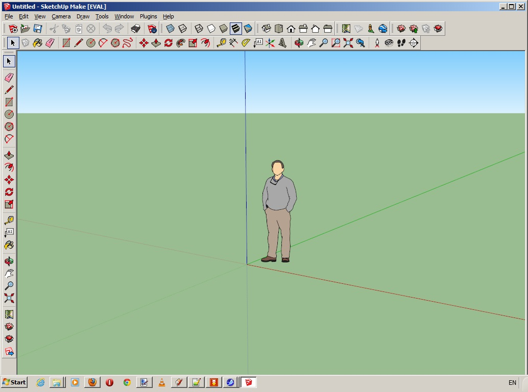 Quick sketchup help alpha 2013 for Sketchup 2013