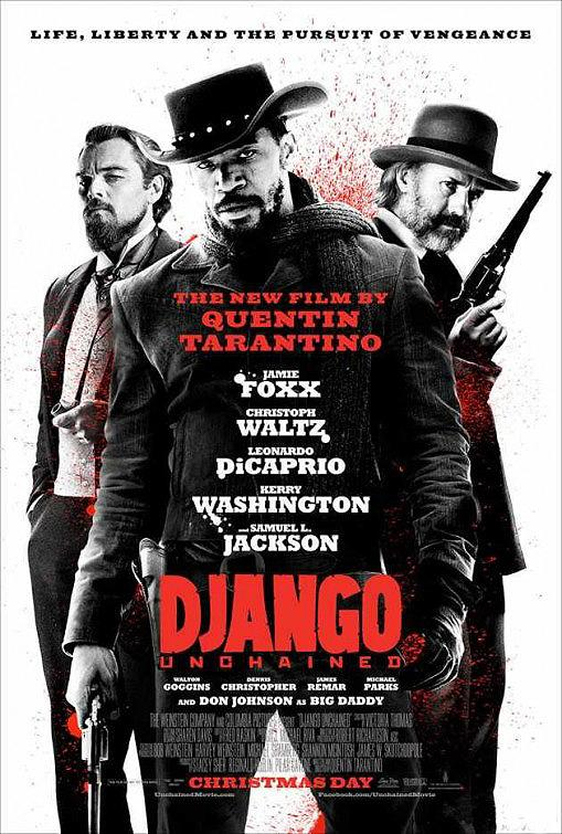  Django Unchained cartel poster online en espaol gratis 