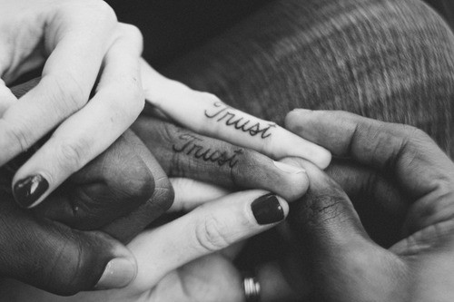 Drops of jupiter may 2012 for Ring finger tattoos for couples