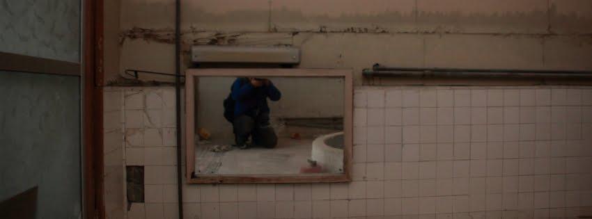 共同浴場 in ニッチツ鉱山村