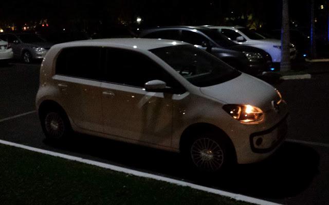 Volkswagen Up! TSI com 7.000 quilômetros rodados