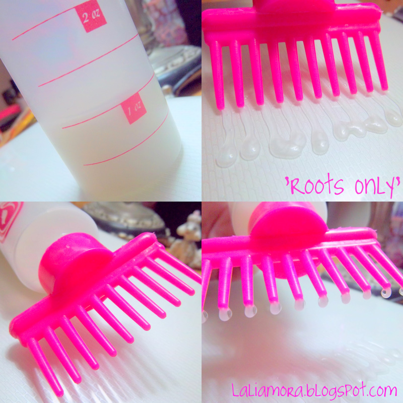 Roots Only Hair Color Applicator