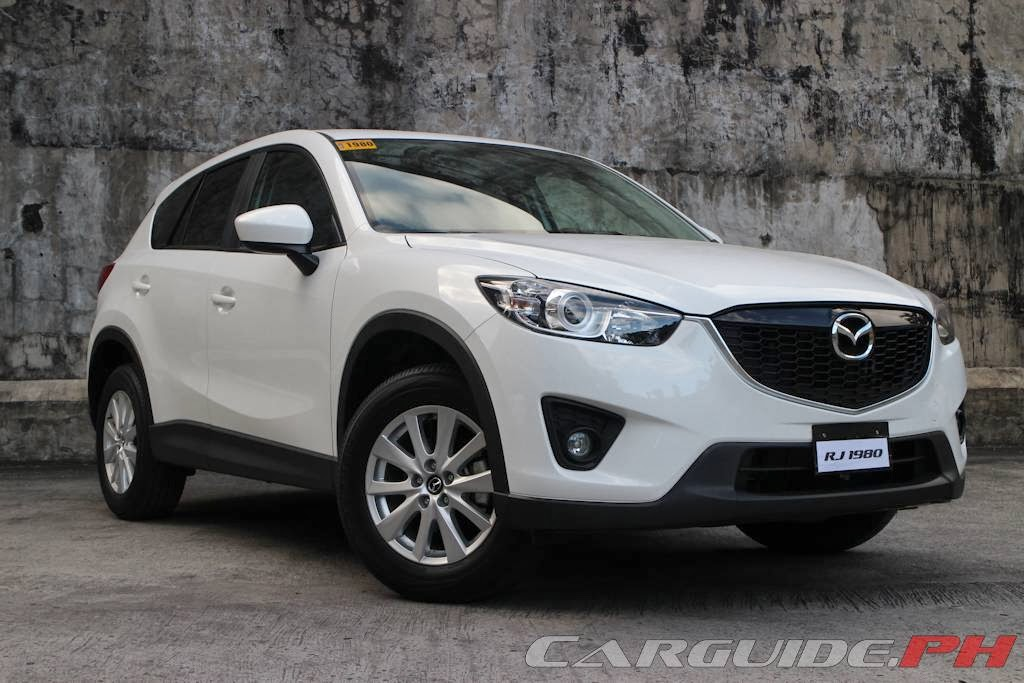 Review: 2014 Mazda CX-5 Pro | Philippine Car News, Car ...