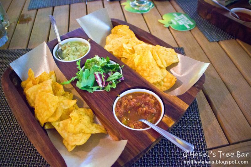 G Hotel Tree Bar Penang