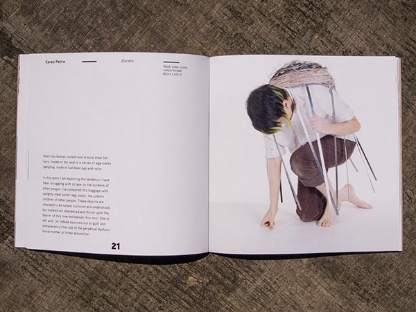 Exhibition Catalog Design