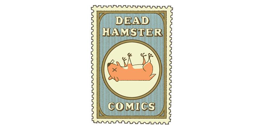 DEAD HAMSTER COMICS!