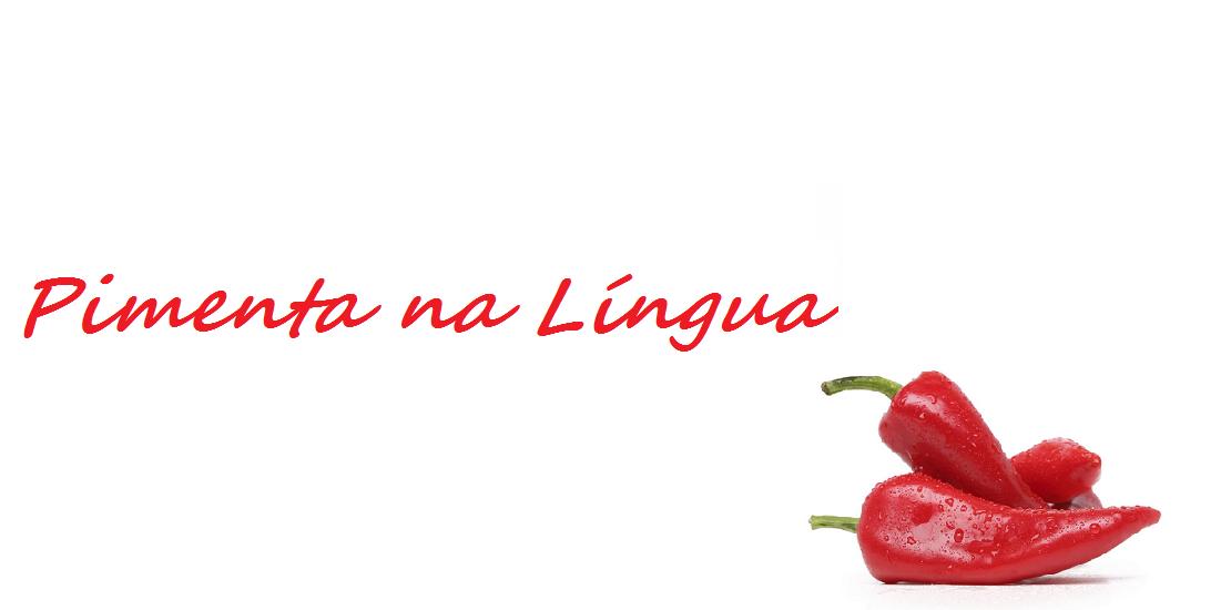 Pimenta na Língua