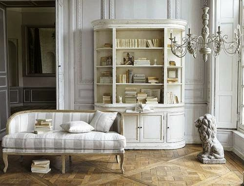 Roses and rust in praise of parquet - Chaise maison du monde solde ...
