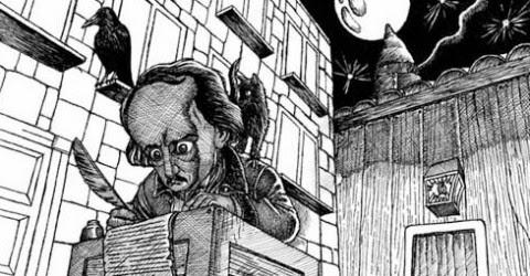 La Gata de Edgar Allan Poe