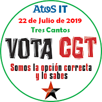 En AtoS IT... Vota CGT