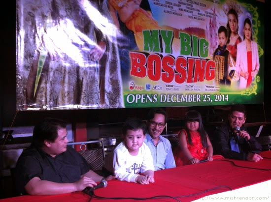 My Big Bossing Bloggers' Night