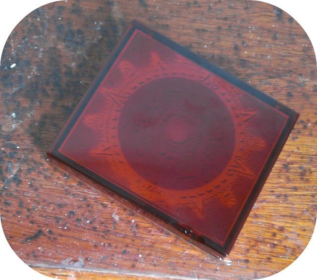 Clarins Splendours Colour Quartet and Eye Liner Palette