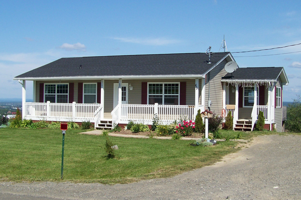 Prefab homes and modular homes in canada prefab and for Pei home builders