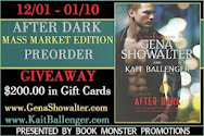 AFTER DARK Blast & Pre-Order Giveaway!
