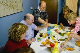 Người bệnh tiểu đường - đái tháo đường Ăn đều và chia làm nhiều bữa