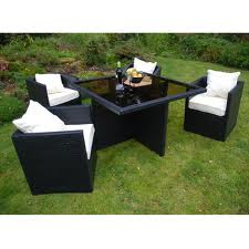 Elegant Rattan Garden Furniture