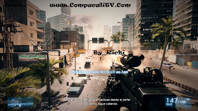 Capturas Battlefield 3 PC Full Español