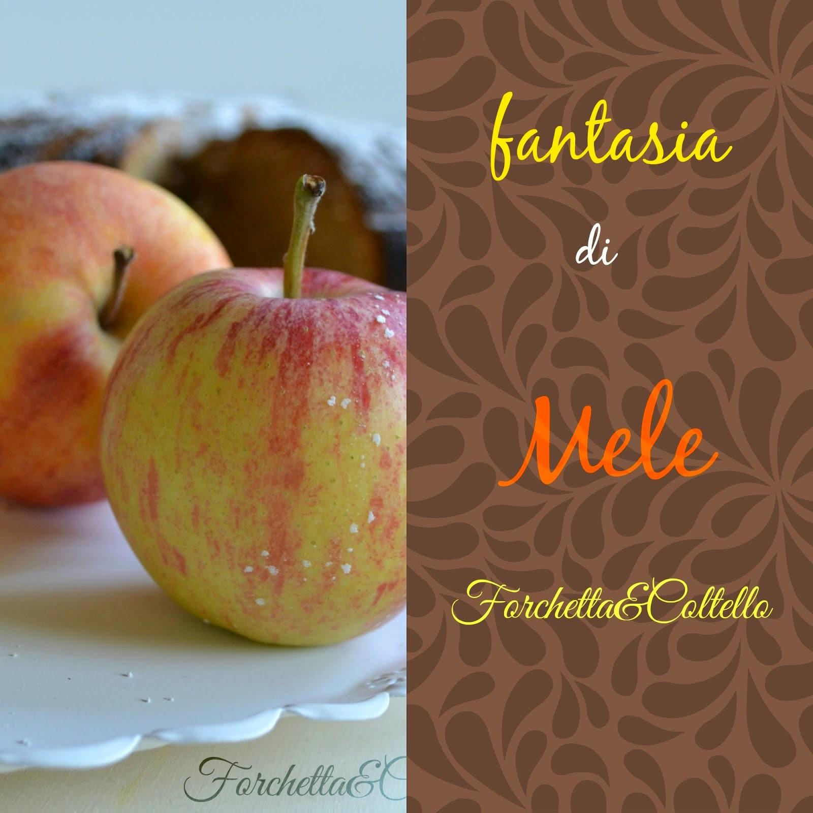 Fantasia di mela
