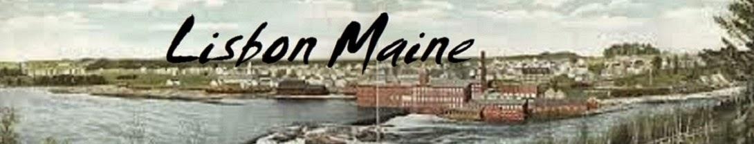 Lisbon, Maine, Lisbon Maine News