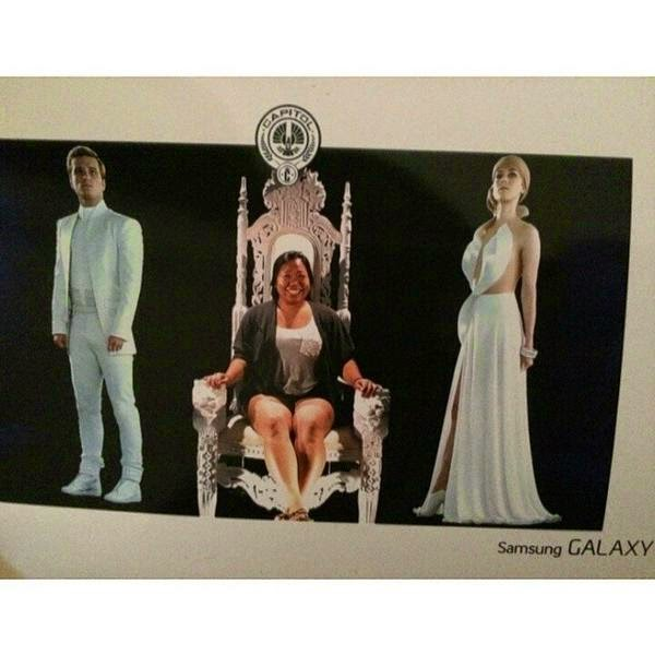 Mockingjay Comic-Con 2014 SDCC
