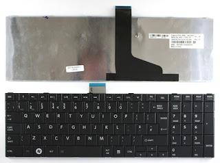 Keyboard Toshiba C850 C855 L850 L855 C50 C55 L50 L55 S855