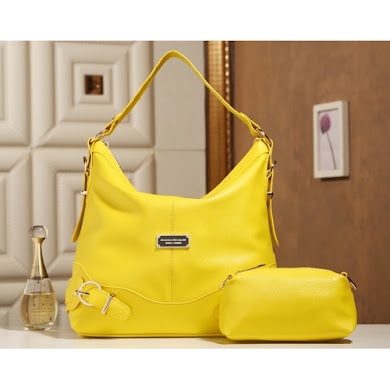 AA WITH JESSICA MINKOFF LOGO (YELLOW)