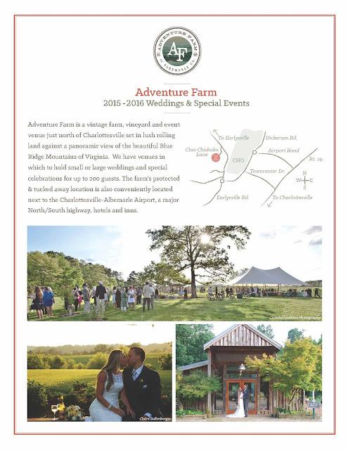 Weddings at Adventure Farm