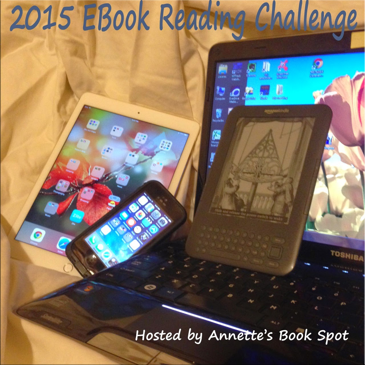 Ebook Reading Challenge