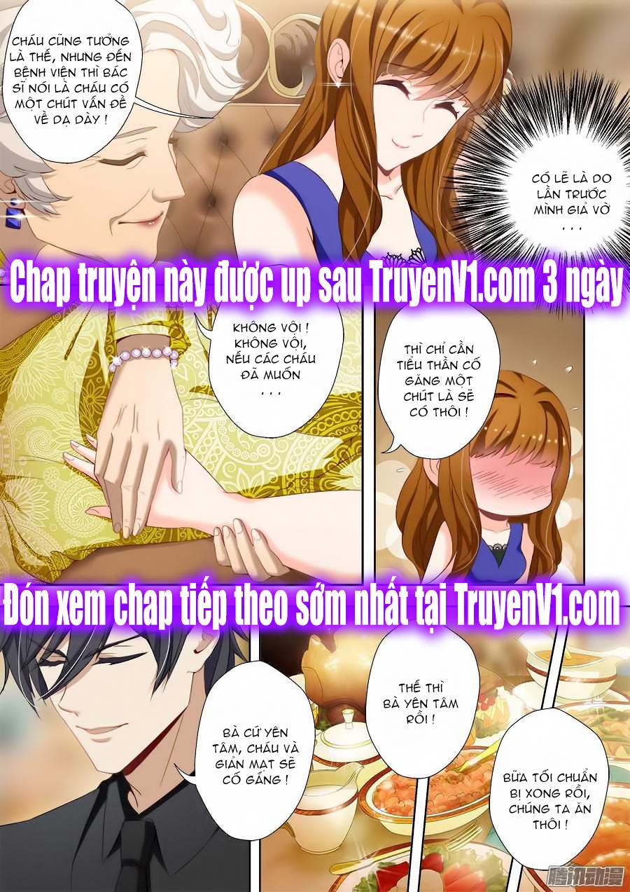 Hao Mon Thien Gioi Tien The Chap 21 - truyen Hào Môn Thiên Giới Tiền Thê online