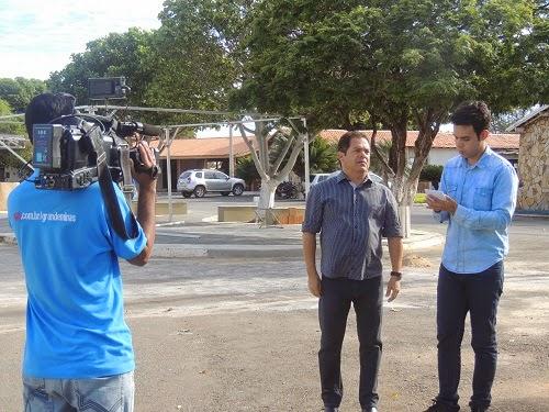 34ª EXPÔJANAÚBA - Reportagem da InterTV Grande Minas/Globo