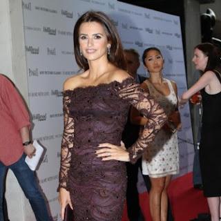 Celebrity Fashion & Style - Penelope Cruz Lands Saks Campaign