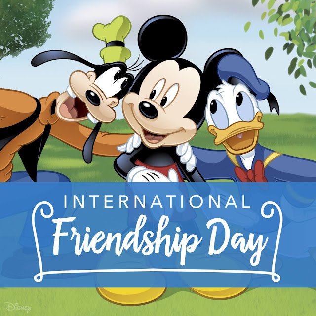 It's International Friendship Day