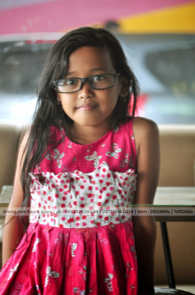 Daily Style of Mayang Lalita ( Model Cilik Indonesia ) foto oleh : KLIKMG Fotografi