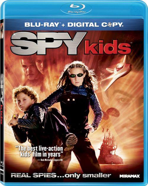 Spy Kids (2001) HINDI BRRip