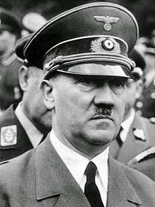 Hitler, 5 ft 8