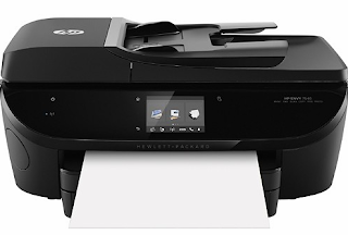 Driver Printer HP ENVY 7640 e-All-in-One Download