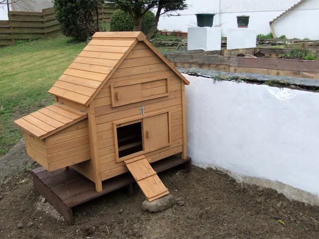 Mini Chicken Coop Plans The Mini Chicken Coop