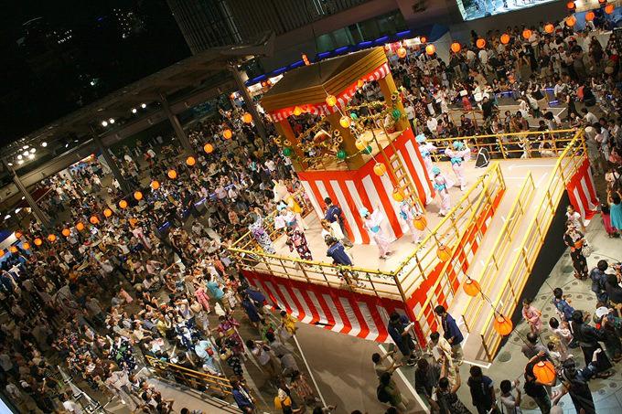 お盆 Obon: la festa dei defunti.