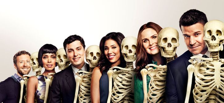 Bones - Season 10 - New Key Art Promotional Banner