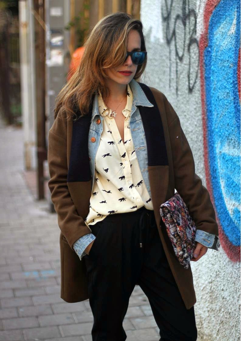 street-style, oversized coat, wear, iconic, fashionable, fashion-blogger, thepisceswomanfashionblog, &otherstories, אופנה, בלוג-אופנה השראה