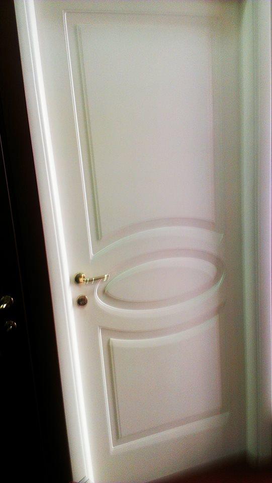 Punto fisso tutto per l 39 interno porte in legno massello - Rinnovare porte interne tamburate ...