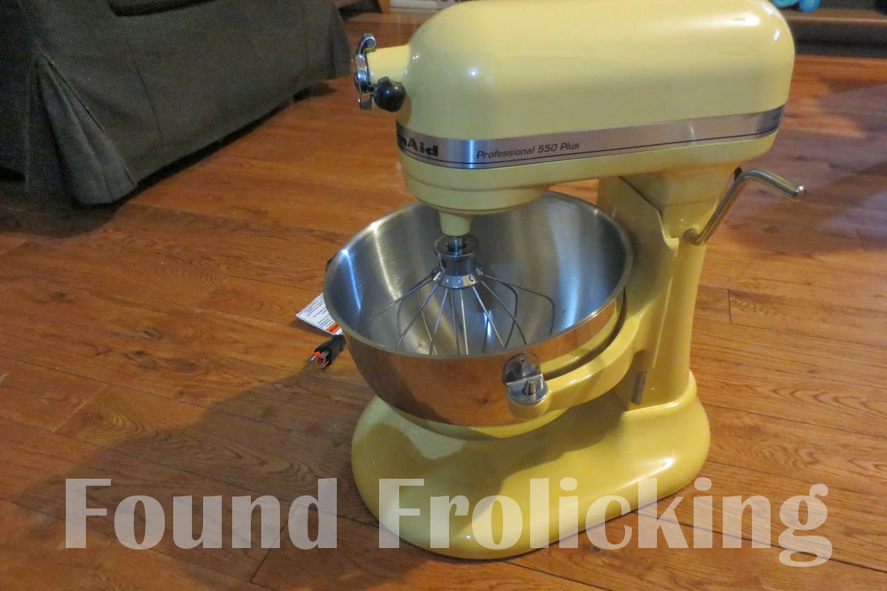 My Kitchen Gets A KitchenAid Mixer!